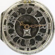 Pocket Watch by J. Clifton, London