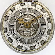 Antique Pocket Watch by W. Hayward, London