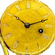 Pocket Watch by Johnson, London