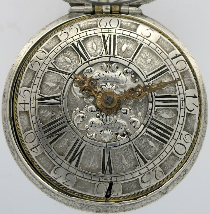 Pocket Watch 1219 - Cogs and Pieces