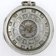 Pocket Watch by Charles Cabrier, London