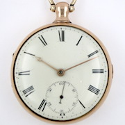 Pocket Watch by George Yonge, London