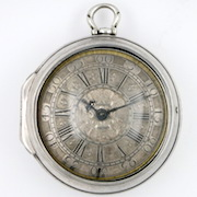 Antique Pocket Watch by John May, London