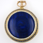 Pocket Watch by Alexander Wilson, London