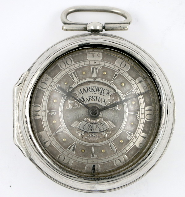 Pocket Watch 1391 - Cogs and Pieces
