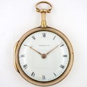 Pocket Watch by John Crosthwaite, Dublin