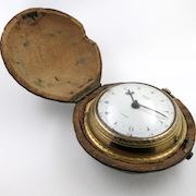 George Prior, London, verge pocket watch