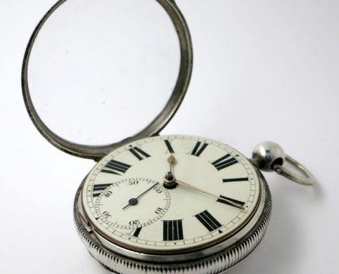 pocket watch by John Robb, London