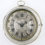 Verge Pocket Watch Thomas Brayce