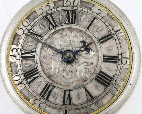 Verge Pocket Watch by Thomas Brayce
