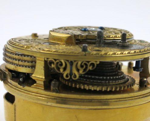 Cylinder movement by Mudge & Dutton