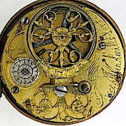 Verge pocket watch, Joseph Windmills
