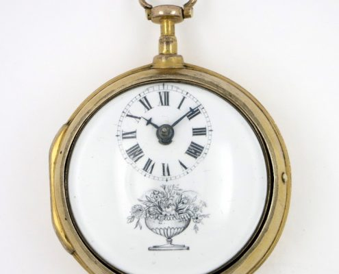 Antique PocketWatch Bunyan, Lincoln