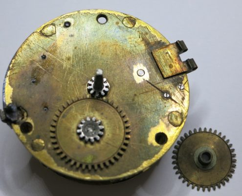 17th century verge pocket watch by Joseph Windmills