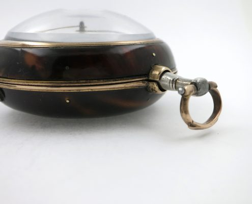 Pocket watch by Wilmhurst, Burwash