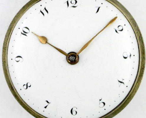 Pocket watch by Wilmhurst, Burwash