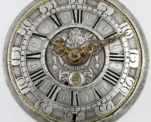 Calendar verge by Peter Wise London