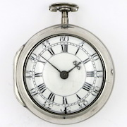 Antique pocket watch by William Creak