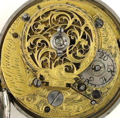 George Graham pocket watch