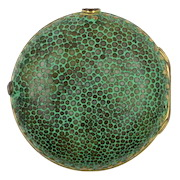 Shagreen watch case