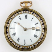 Matthew Dutton pocket watch