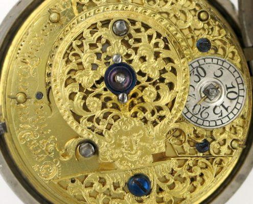 Clockwatch Cornelius Herbert