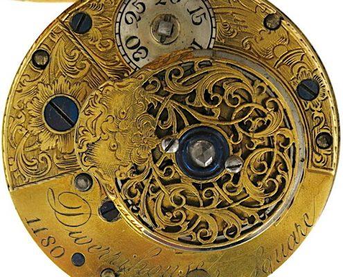 Gold & enamel, Dwerrihouse