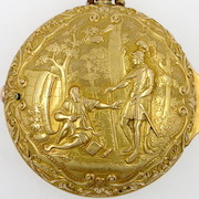 Gold repousse, Garon, London