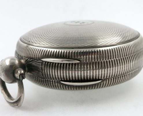 Duplex pocket watch, Emery, London