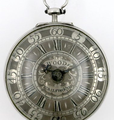 Pocket Watch, Naillsworth, Gloucs