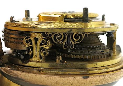 Cylinder, John Ellicott