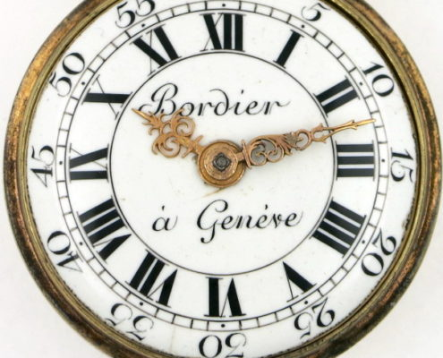 Bordier Geneva verge