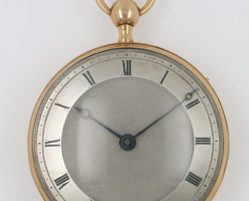 French gold repeater