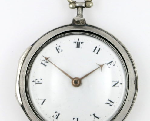 Verge with named dial