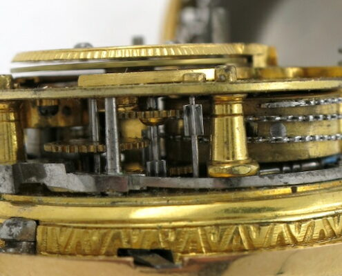 London repousse repeater