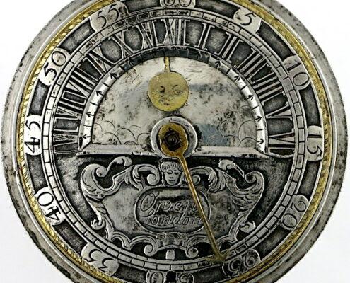 Sun & moon dial