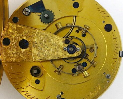 Barraud chronometer