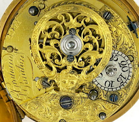 George Graham gold pair cases
