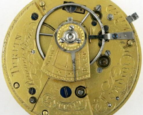 Benjamin Turpin rack lever
