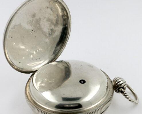 Silver hunter cylinder