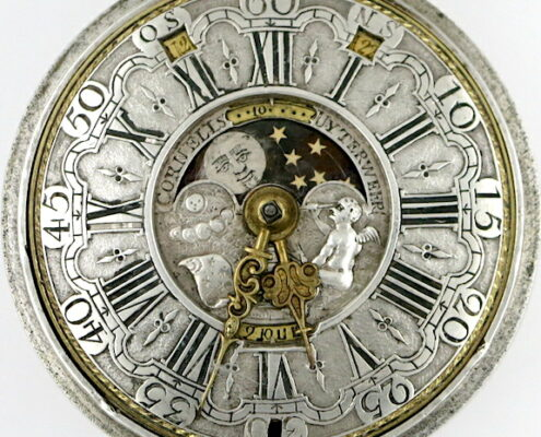 Uyterweer astronomical watch