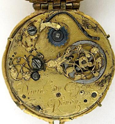 pre balance spring watch