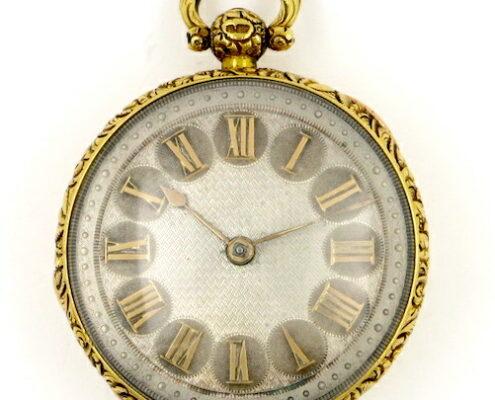 19thc London gold verge